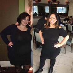 """Just amazing!!! My teammate Jess who is feeling fabulous and looking even more fabulous!!! So happy for you! """"What a difference one year makes !!! 33rd birthday to 34th birthday!! Thank you to my sister and coach Tamra Elgamil 😍😍😍😍😍😍 51 lbs gone forever 🔥🔥🔥🔥🔥🔥🔥🔥""""  It all starts with a decision to ✋  stop the yo-yo diets, the frustration , the disappointment...and do something that simply works, for the long term.  What will you decide?  #healthiswealth Nutritional Cleansing, 33rd Birthday, Just Amazing, Something To Do, Amy, Shirt Dress, Disappointment, Diets, Black"""