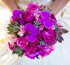 Daily Wedding Flower Ideas - MODwedding