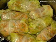 Got this cabbage roll recipe from my cousin's wife. She made them for a family get together and they were amazing. Sweet And Sour Cabbage, Cabbage And Sausage, Unstuffed Peppers, Unstuffed Cabbage, Amish Recipes, Beef Recipes, Cooking Recipes, Cabbage Rolls Recipe, Vegetarian Food