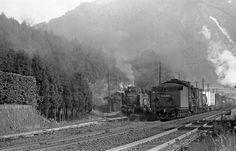 蒸気機関車がいた時代