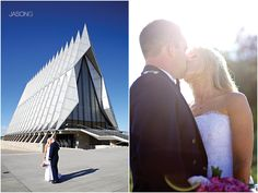 Michelle & Brooks! Sign up now ♥ http://www.eharmony.com/social/?cid=68306aid=7000   Air Force Academy Wedding photography