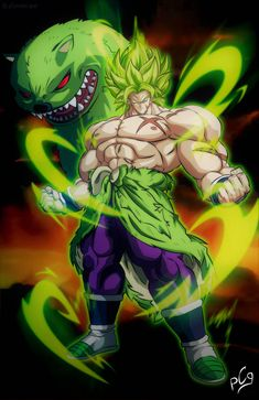 Broly Canon style Dragon Ball fighterZ by pCarmaingear on DeviantArt, Ball is a Japanese manga series written and illustrated by Akira Toriyama. Originally serialized in Weekly Shōnen Jump magazine from 1984 to Dragon Ball Z, Dragon Ball Image, Broly Ssj4, Character Art, Character Design, Goku Super, Fan Art, Animes Wallpapers, Comic Art