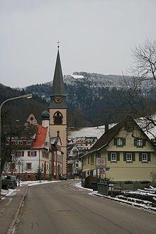 Wolfach, Ortenaukreis, Germany   Bad Peterstal-Griesbach