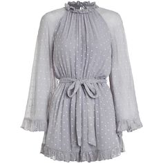 4e1663f7ec5 ZIMMERMANN Stranded Playsuit (6.104.510 IDR) ❤ liked on Polyvore featuring  jumpsuits