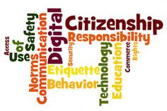 Printable Digital Citizenship Poster from Common Sense Media. What Do Digital Citizens Do? * Protect private information for themselves and others. * Respect themselves and others in online communities. * Stay safe online by listening to their gut feelings. * Stand up to cyberbullying when they see it happening. * Balance the time they spend using media and doing other activities.