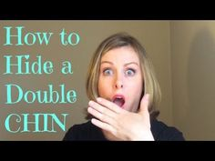 Finally! A VIDEO that shows how to Hide A Double Chin in Pictures! This is hilarious. You have to see this. A girl's guide offering tons of poses and tricks to deceive your audience into believing you weigh less than you really do. It's a solution for right now!  You've got to check out this Vlogger! That's right, VIDEOS and everyone will make you laugh! A real mom trying to find the funny in the little things. Every video has something to make you smile or laugh.