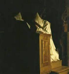 """""""Bisogna aggiungere, disse dom Felletin, che il monastero delle Norbertine che si è impiantato in Francia recita l'Ufficio, da mezzanotte all'una e riprende alle cinque del mattino, dopo un sonno interrotto, come quello delle Clarisse e dei..."""