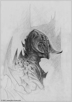 Legendary Artist John Howe Amazing