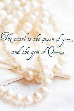 Southern Girls and their Pearls - The pearl is the queen of gems and the gem of Queens. Pearl Love, Pearl And Lace, Pearl Quotes, Alpha Kappa Alpha, Sigma Kappa, Jewelry Quotes, Fashion Quotes, Fashion Ideas, Pearl Jewelry