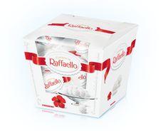 Raffaello Ferrero...the most delicious coconut almond candy you ever bit into!!!