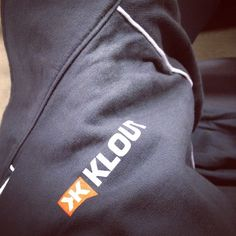 New track jackets @klout. Awesome place to work --@dghoang
