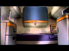 International ProStar interior video - YouTube