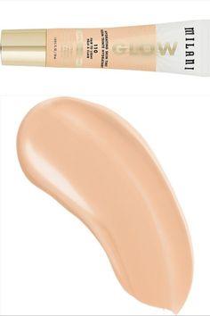 Milani Cosmetics, Makeup News, Tinted Moisturizer, Glow, Sparkle