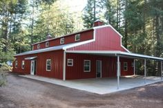 PWS Protective Weather Structures can design and build a steel building custom to your needs!