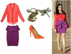 Inspirando estilo con los looks de la calle - Vestirte Bien Peplum Dress, Street Style, Inspiration, Image, Dresses, Fashion, Walkway, Biblical Inspiration, Vestidos