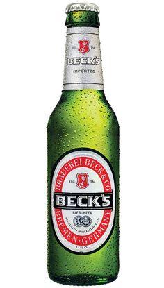 Beck's, pilsner (Brauerei Beck & Co., Alemania)
