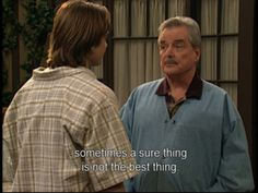 The 13 Most Important Life Lessons Learned from Mr. Feeny - read them all in his voice!