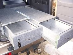Roller Drawers
