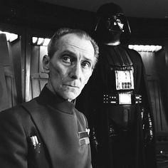 #StarWars #SpotlightOfTheWeek - Grand Moff Tarkin: Supervisor of the Death Star's construction.