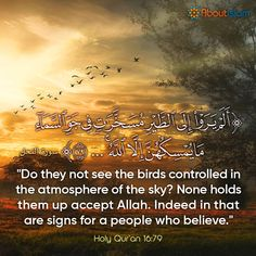 Indeed in that are a sign for people who believe.   #Quran #Islam #Faith