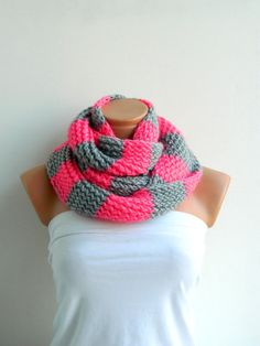 only 8 days delivery time..3 scarves...special design crochet necklace,next gift.... on Wanelo