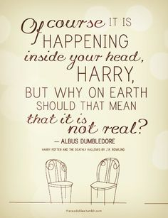 One of my favorite Harry Potter Quotes