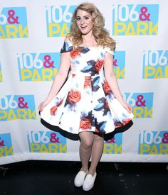 She is just perfect ! # meghan trainor perfection