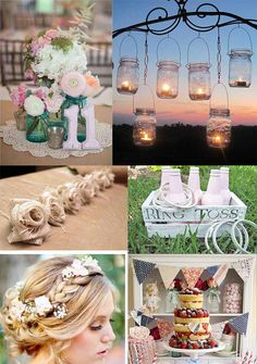 chic details of wedding