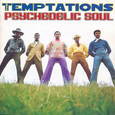 "The Temptations ""Psychedelic Soul"" 2003"
