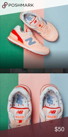 New Balance 574 State Fair Pack (Exclusive pack) LOVE these! Very cute but I barely wear them. EXCLUSIVE pack New Balance Shoes