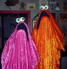 Yip Yip costume directions. http://www.instructables.com/id/Yip-Yip-Costume/?ALLSTEPS