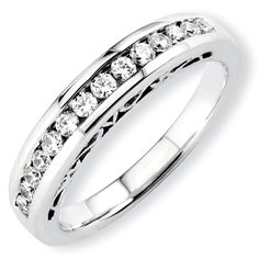 Ladies Wedding Band- Y8319WAA