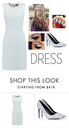 """""""#partydress #contest"""" by brooklynqueen04 ❤ liked on Polyvore featuring Joseph, Ballin, cute, contest, pretty, partydress and like4like"""