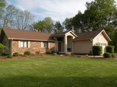 Check out this Stunning Walkout Ranch on 1+ acres in Delphi, IN for ONLY $269,900!