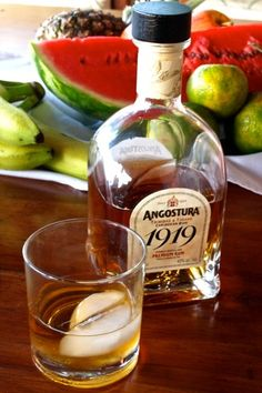 Friday #HappyHour: 1919, the Oddball #Angostura | Tobago | Uncommon #Caribbean #rum #AngosturaRum