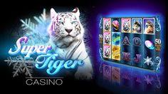 Super Tiger Way Slots by Rocket Games