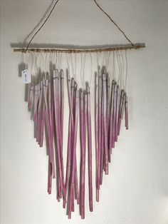 Willow, copper wire and four colours of paint.