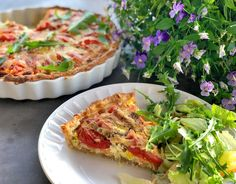 Denne paien m du bare pr ve Franciskas Vakre Verden delivers online tools that help you to stay in control of your personal information and protect your online privacy. I Love Food, Beautiful World, Quiche, Nom Nom, Veggies, Food And Drink, Favorite Recipes, Baking, Dinner