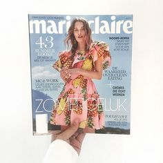 Hup de zon in met Marie Claire's kleurrijke zomer issue! Heb jij 'm al in huis? #MarieClaire #magazine #summerissue  via MARIE CLAIRE NL MAGAZINE MAGAZINE OFFICIAL INSTAGRAM - Celebrity  Fashion  Haute Couture  Advertising  Culture  Beauty  Editorial Photography  Magazine Covers  Supermodels  Runway Models