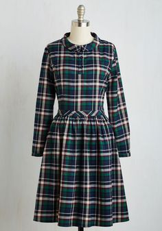Authorship Anniversary Dress, #ModCloth