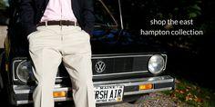 #easthampton #hamptons #freshair #vintagecar #sporty #style #fashion #menswear #pretty #leather #suede