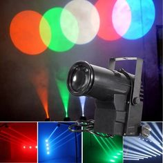 15W LED DMX Stage Light Party DJ Bar DISCO Spotlight AC90-240V  Worldwide delivery. Original best quality product for 70% of it's real price. Buying this product is extra profitable, because we have good production source. 1 day products dispatch from warehouse. Fast & reliable...