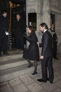 Princess Sofia & Prince Carl Philip  Attends A Charity Dinner