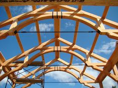 heavy timber construction kits | Timber Frame Trusses