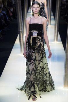 Armani Privé haute couture spring 2015: