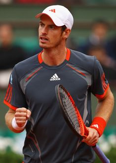 Andy Murray - you may have been the runner up but you did yourself and your country proud with you play and you attitude in defeat!  You made me a big fan today!