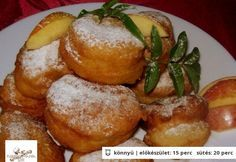 Érdekel a receptje? Kattints a képre! Hungarian Desserts, Hungarian Recipes, Hungarian Food, Salty Snacks, No Bake Treats, Recipe Collection, Healthy Desserts, Dairy Free, Tart
