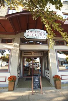 American Grocery Restaurant Greenville Sc The Best Place For Celebratory Dinners Small Menu And Delicious Local Food