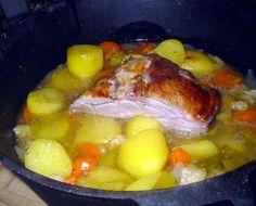 Rezept - Kartoffelbratl