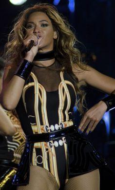 Beyonce Tour 2013